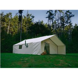12 x 14 Wall Tent