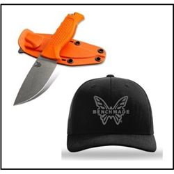 Benchmade Steep Country Knife / Hat