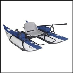 Pontoon Boat Fishing Package