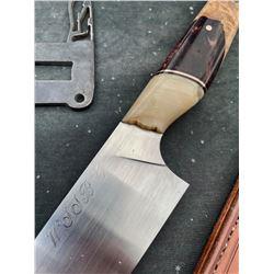 Frontiersmen Custom Chef's Knife