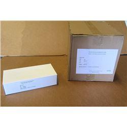 Qty 1 Box (10 Pkg) Powder Free Black Finger Text Gloves Sz M (100 Gloves/Pkg)