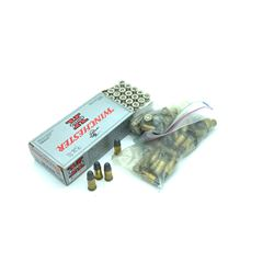 38 S & W Ammunition, 100 Rounds