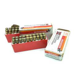356 Win Soft Point 250 Grains ammunition, 40 Rounds