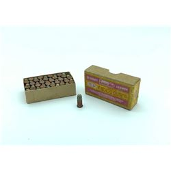 CIL 32 Short Rimfire Ammunition, 50 Rounds