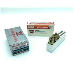 303 British 180 Grain Soft Point ammunition, 61 Rounds