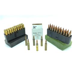 338 Lapua ammunition, 56 Rounds