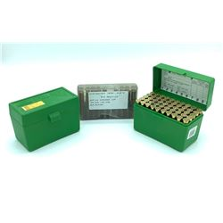 405 Winchester 300 Grain Jacketed Soft Point ammunition, 107 Rounds