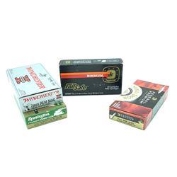 7mm Rem Mag ammunition, 66 Rounds, Total