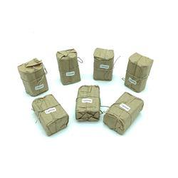 Surplus 7.62 X 54R ammunition, 140 Rounds