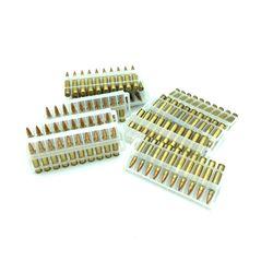 223 Rem 55 Grain Hollow Point ammunition, 110 rounds