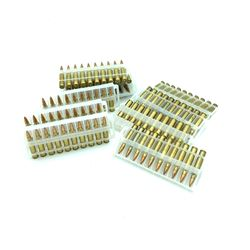 223 Rem 55 Grain Hollow Point ammunition, 110 rounds