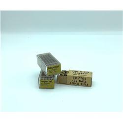 22 LR ammunition, 150 Rounds