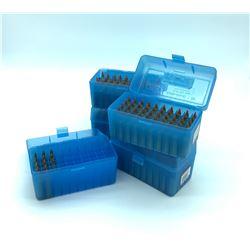 Reloaded 22-250 Rem ammunition, 148 Rounds