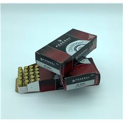 Federal 40 S & W 180 Grain Full Metal Jacket ammunition, 150 Rounds