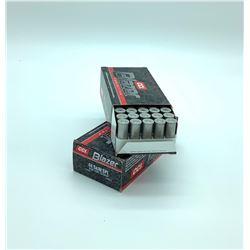 Blazer .44 Special Gold Dot Hollow Point ammunition, 100 Rounds