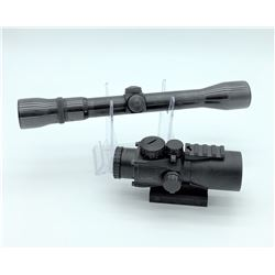 Weaver V7 scope & Primary Arms ACSS scope