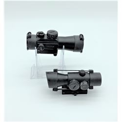 2 Red Dot Sights