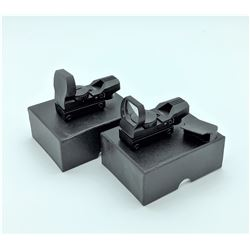 2 Dot Sights with Dovetail base
