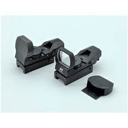2 Electro Dot Sights with Dovetail base