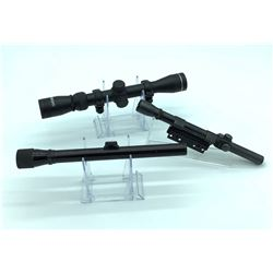 Weaver Rimfire Scope, Weaver Scope & Tasco Scope
