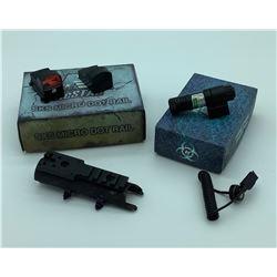 NcStar Zombie Stryke & NcStar SKS Micro Dot Rail Sight