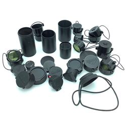 Miscellaneous scope caps and sunshades