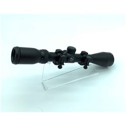 Hawk Sport HD 3 - 9 X 40 mm Scope with rings