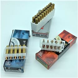 300 Win Short Mag 180 Grain ammunition, 60 Rounds