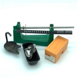 Powder Scale & Lyman Weight Check Set