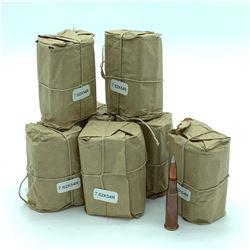 Surplus 7.62 X 54 R ammunition 140 Rounds