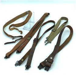 5 Assorted slings