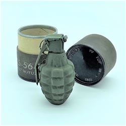 Mark 2 Dummy Grenade