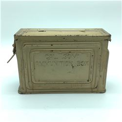 30 Cal M1 Ammo Can