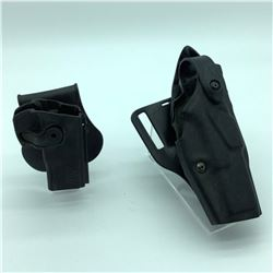 2 Assorted Holsters - Safariland & IMI