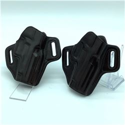 2 Galco Leather Holsters