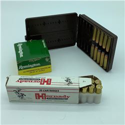 Assorted 44 Magnum ammunition, 52 Rounds