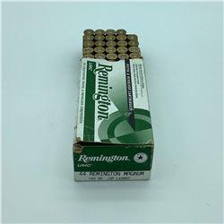 Remington UMC 44 Magnum ammunition, 44 Rounds
