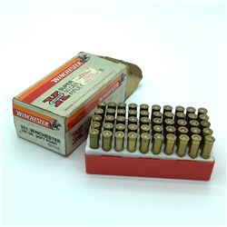 Winchester 351 WIN 180gr Soft Point ammunition, 50 Rounds