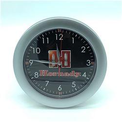 "Hornady 10"" Clock"