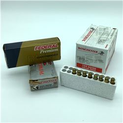 Assorted 223 Ammunition, 97 Rounds  - Winchester & Federal