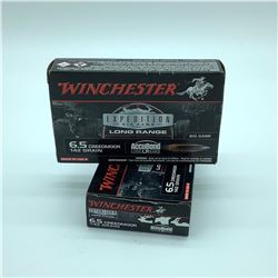 Winchester Expedition Long Range 6.5 Creedmoor, 142 Gr ammunition, 40 Rounds