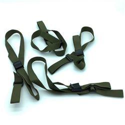 4 Green Nylon Slings