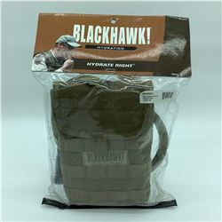 BlackHawk Coyote Tan Side Hydration Pouch with Speed Clips