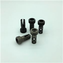 NEA Multi Gill Compensators for 7.62 X 2 and NEA Neutral Flash Hider for 7.62 X 3