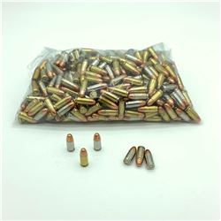 Assorted Loose 9MM FMJ, 450 Rounds