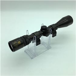 Bell Image Moving 3 - 9 X 40 Scope With Weaver Rings