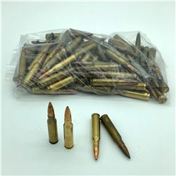 Assorted Loose 7.62 x 51 & 308 Ammunition, Approx. 90 Rounds