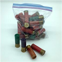 Assorted Loose 12ga Ammunition, 32 Rounds