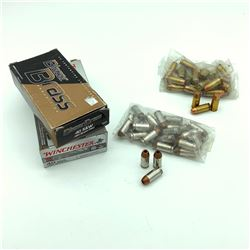 Mixed 40 S & W 180 Grain ammunition, 154 Rounds
