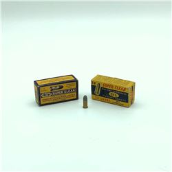 CIL Superclean 22 Short Lead Round Nose Ammunition, approx 80 Rounds